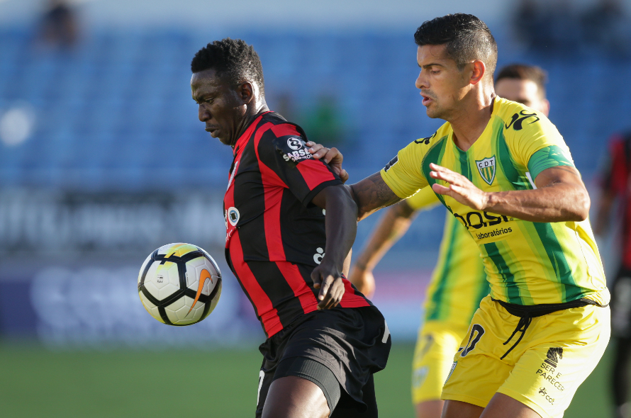 Resultado final, Feirense, 1 - CD Tondela, 1