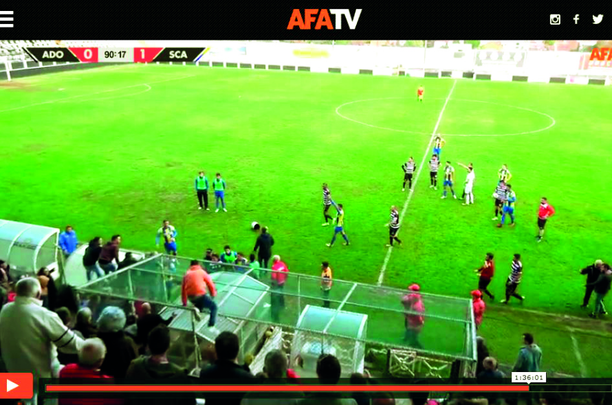 PSP deteve jogador por agressão a agente durante jogo da AF Aveiro
