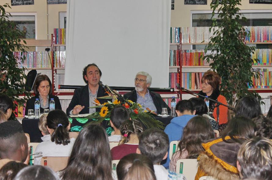 7fc123a29be A Escola Básica Integrada e Secundária (EBIS) Jean Piaget terminou na  sexta-feira o ciclo de conferências subordinadas ao tema das alterações  climáticas